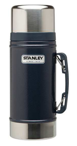 Stanley Classic Vakuum Food-Container 700ml Hammerschlag navy blau